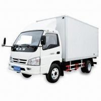 Buy cheap Light Duty Truck with 95kph Maximum Speed and 2,680kg Curb Weight from Wholesalers