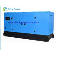 Buy cheap 100kva 80kw Cummins Diesel Generator Three Phase Four Stroke with engine model from wholesalers