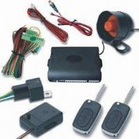 China Multifunctional Car Alarm System with Central Door Locking System Automation factory