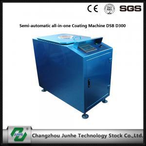 Buy cheap Laboratory Use Dacromet Aluminium Coating Machine DSB S300 Max Capacity 400kg/h centrifugal speed from Wholesalers