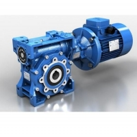 China 30r/min Worm Gear Speed Reducer For Mines Cycloidal Gear Reducer factory