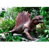 Buy cheap Forest Full Size Amusement Realistic Dinosaur Statues Animatronic Robot Dinosaurs from Wholesalers