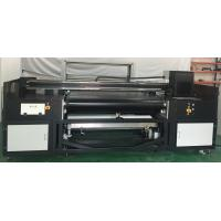 Buy cheap Rioch Gen5 Flatbed High Speed Digital Textile Printing Machine With Belt 120m2 from wholesalers