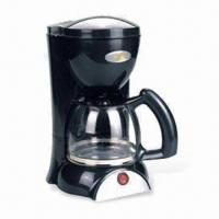Buy cheap Anti-drip Coffee Maker with 1.2L Maximum Capacity and Overheat Protection, CE-certified from Wholesalers