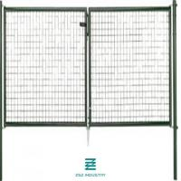 China Powder Coating Wire Mesh Fence Gate For Security 1000mm 1500mm Width on sale