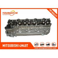 Buy cheap Complete Cylinder Head For MITSUBISHI   4M40T  Pajero 2.8TD  ME202620  ME193804   AMC 908514 from Wholesalers