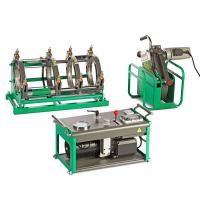 China SWT-V160/50H  Poly pipe welding machine for 50-160mm factory