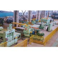 China Heavy Gauge Slitting Line Machine 6-20mm 0-60m/Min PLC Automatic Control factory