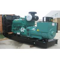 Buy cheap 30kw to 800kw Cummins Diesel Engine Genset With Stamford Alternator from Wholesalers