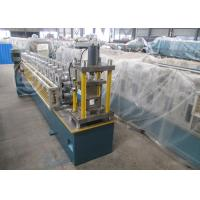 Buy cheap Mexico 440V 60Hz 3 Phases Stud Track Roll Forming Machine Speed 15-20m/min from Wholesalers
