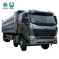 Buy cheap High Strength Mining Tipper Truck , 12 Wheels Coal Mine Dump Truck Long Life from Wholesalers