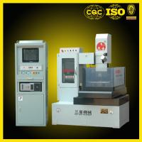 China DK7740 C Full enclosed Environmental CE certificated CNC Wire cutting machine factory
