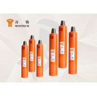 Quality Alloy Steel Rock Blasting Tools DTH Hammer Practical Technology ISO Passed for sale
