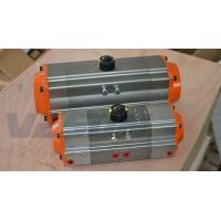 Buy cheap Fully Closed Position Pneumatic Rotating Actuator / Air Torque Pneumatic Actuator from Wholesalers