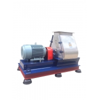 China Water-Drop Type corn and feed hammer mill stainless steel material Hammer Mill Machine factory