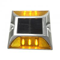 China High Brightness Led Road Cat Eyes Reflectors Safe Enough To Handle Any Road factory