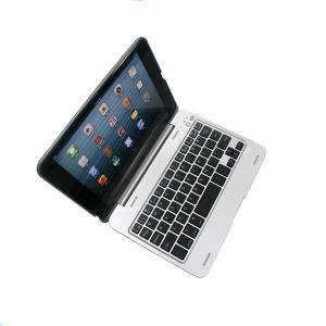 China Ultrathin ABS keys ipad Mini bluetooth keyboard case / blue tooth keyboard on sale