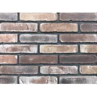 Buy cheap Antique Thin Brick Veneer Through Molded / Sintered With Different Colors Mixed from Wholesalers