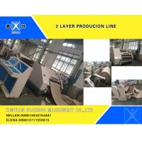 Buy cheap Fixed Corrugated Single Facer Corrugated Carton Machinery CE / ISO9001 from wholesalers