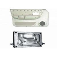 China Multi Cavity Auto Parts Mould For Door Trim, Plastic Injection Auto Interior Trim Molding on sale