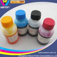 China 4 color edible ink for Canon printer ink factory