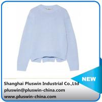Buy cheap hot sale high quality OEM female cashmere sweater from Wholesalers