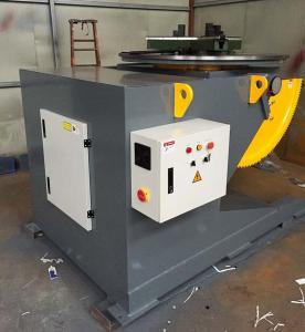 Buy cheap T - Slots Manual Welding Positioners , 500 Diameter Welding Chuck Welding from wholesalers