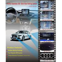 Buy cheap High Definition Car ReverseParkingSystem Security With Seamless 360 Degree Panoramic For Audi from Wholesalers