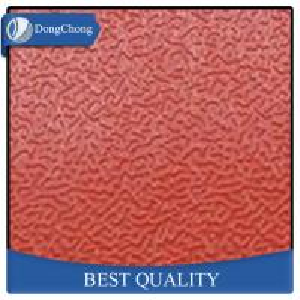 China Corrugated Diamond Aluminum Sheet 1050 1100 Grade Anodized Accurate Size factory