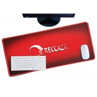 Full Color Printing Extended Keyboard Mouse Pad Anti Slip With Stitched Edges