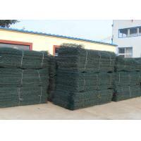 China Mine Protection Galvanised Welded Mesh / Welded Steel Wire Mesh Simple Installation on sale