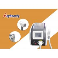 Buy cheap 1064nm And 532nm ND Yag Laser Machine Tattoo Removal Equipment 1000MJ from Wholesalers