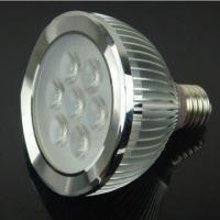 Buy cheap Dimmable High-powered LED Par30 Light, 7W LED Consumption, Gu10, E27, B22 Base Types from Wholesalers