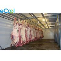 Buy cheap 5000 Tons Large Industrial Cold Storage , Beef Processing Cold Storage Room from Wholesalers