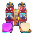 China Easy Master Coin Operated Amusement Machines , Online Play Racing Game Machine factory