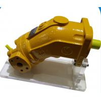 China bent axis hydraulic motor A2FM series / replace Rexroth high speed hydraulic motor on sale