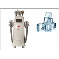 Buy cheap 4 in 1 Ultrasonic Freeze Fat Cryolipolysis Slimming Machine Of Cellulite Treatment from Wholesalers