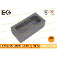 Buy cheap Extrusion Polishing Graphite Ingot Mold For Hard Alloys Sintering 0.1% Max Ash Content from Wholesalers