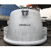 China 10T - 100T Metallurgy Machine ISO Certificated Stainless Steel Hot Pot Slag Pot factory