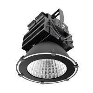 China High Power IP65 LED High Bay Light 200w 300w 400w 500w waterproof flood lamp for stadium sport court lamp factory