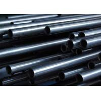 China Black Painting Alloy Steel Seamless Boiler Tubes Corrosion Resistance factory