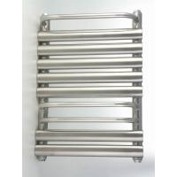 Buy cheap Eco Friendly Heated Towel Radiators , Hot Water Radiator Elliptical Tube For Bathroom from Wholesalers