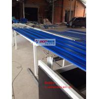 Best selling plastic Corrugated roofing tile machines for sale