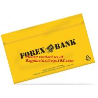 China coin bags, bank, colored printed logo slider zip lock bag, large packing bags for packing factory