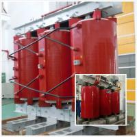 Buy cheap 20 kV - 125 kVA Dry Type Transformer Low Noise / Low Partial Discharge from Wholesalers