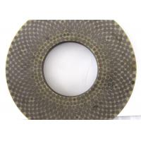 Buy cheap Large Diameter Vitrified Bond Grinding Wheels , End Face Use Vitrified CBN Grinding Wheel from Wholesalers