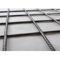 China 200X200mm Opening Welded Wire Fence Panels Construction Reinforced on sale