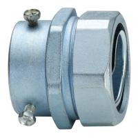 """China Rectangular Shape Flexible Conduit Fittings Electrical Pipe Connectors 3/8""""-4"""" factory"""