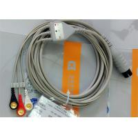Buy cheap Compatible BIONET 6 Pin ECG Patient Cable For Hospital Medical Equipment from Wholesalers