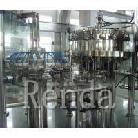 Buy cheap Coca Cola Beverage Carbonated Drink Filling Machine For Juice / Beer Bottling from Wholesalers